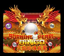 Burning Pearl Bingo