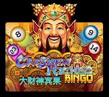 Caishen Riches Bingo