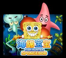 Fish Hunter Spongebob